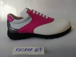 Fasano - Pink-Weiß-Silber wasserdicht