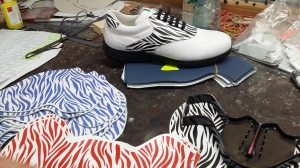Diese drei Zebramuster hat Enrico nachfertigen lassen. Danke!