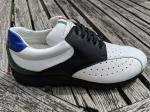 Schwarz-Weiß mit Grün-Blau für Senioren-Captain