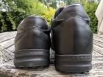 Schuherhöhung um 1,5 cm für den Winter - kein Problem für Enrico