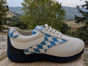 Marshal GCE: Weiß-Blau