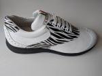 39,5 Zebra Schwarz-Weiß