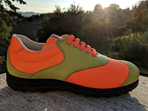 Valentin Orange-Grün