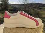 39, Bianco-Pink, Sneakers Form